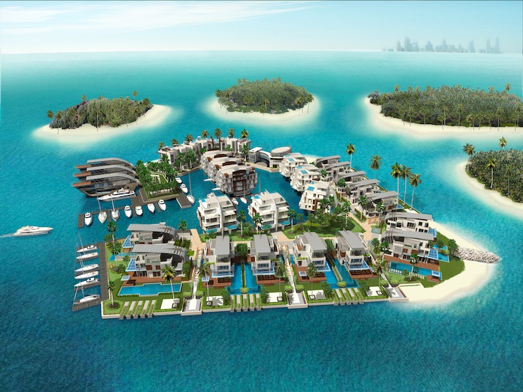 Qirad Projects Pearl Island
